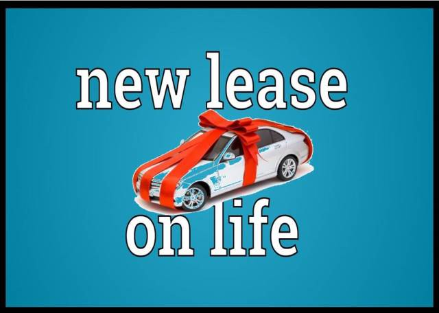 New Car: A New Lease on Life