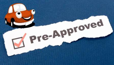 Getting Pre-Approved for Auto Financing is Easy with RapidCarLoans